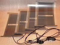 Теплый коврик ИК, электрический с регулятором температуры.