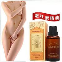 Эфирное гинекологическое масло розы для интимной зоны 10мл
