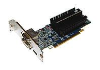 Видеокарта Radeon HD6450, Sapphire, FleX, 1Gb DDR3, 64-bit, 2xDVI/HDMI, 625/1600MHz, Low Profile, Silent (299-1E206-002SA / 11190-96-90R) (Ref)