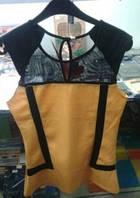 Блузка №887 желтая