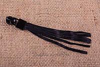 Бегунки для молнии - Рюша черный (Тип-5)