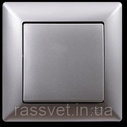 Gunsan Visage Серебро Выключатель