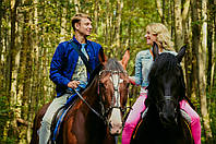 "Фотосессия с лошадьми ""LOVE STORY"""