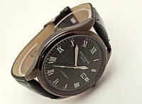 Мужские часы в стиле  Patek Philippe - Geneve, корпус - черный
