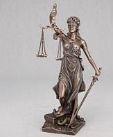 """Статуэтка """"Фемида - богиня правосудия"""" 21см"""