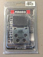 Комплект гальмівних колодок FERODO FDB338P, фото 1