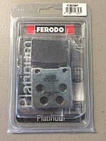 Комплект тормозных колодок FERODO FDB338P, фото 1