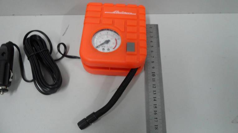 Компрессор автомобильный 16л/мин., AirLine 12V/12A СМАРТ-16, фото 2