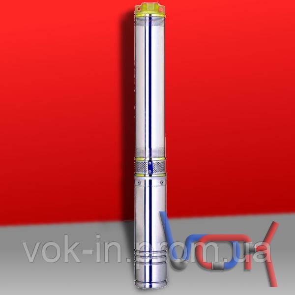Насос погружной Aquatica (dongyin) 0,75 кВт (Н-113 м, Q-45 л/мин, Ø-75 мм)