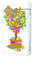 Салфетка Luxy пасх мал Праздничное дерево