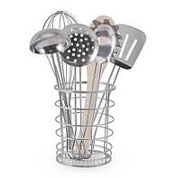 Металлический кухонный набор Serve Cooking Utensils (MD19351)