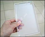 Силиконовый чехол для Lenovo Tab 3 710F 710L (tb3-710l) Essential, прозрачный, фото 3