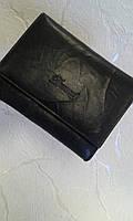 Кожаный кошелек женский компактный сделано в Турции