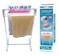 Сушарка для білизни підлогова Multifunctional clothes rack 76Х28Х50 см