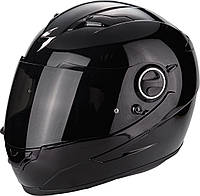 Мото шлем Scorpion EXO-490 черный, S
