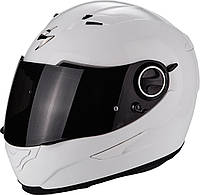 Мото шлем Scorpion EXO-490 белый, S