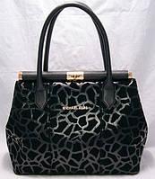 Женская сумка Michael Kors (Майкл Корс), ЧЕРНЫЙ, 996