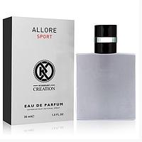 Мужской парфюм Chanel Allure Homme Sport 30 ml (аналог брендовых духов)