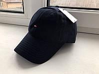 Бейсболка Tommy Hilfiger (тёмно-синяя)