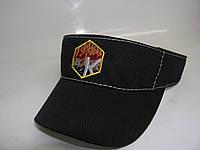 Козырьки, кепки с вашим логотипом