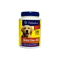 Кормовая добавка Palladium Биостим-40 для cобак 180 табл