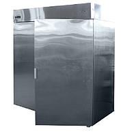 Холодильный шкаф Torino 800л из нержавейки (дверь глухая распашная)