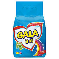 Стиральный порошок Gala Яркие цвета 3 кг Автомат