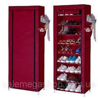 Тканевый шкаф-органайзер для обуви YQF-1190