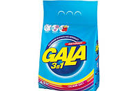 Стиральный порошок Gala Яркие цвета 4,5 кг Автомат