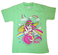 """Модная детская футболка """"Winx""""( от 3 до 7 лет)"""