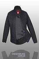 Куртка мужская демисезонная WELLENSTEYN W-6044 чёрная, фото 1