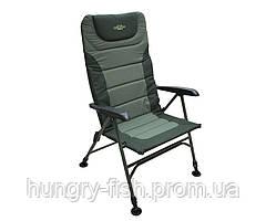 Крісло-шезлонг Carp Pro XL з регулюванням нахилу спинки