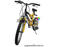 Велосипед двухколесный Azimut Scorpion 20 дюймов