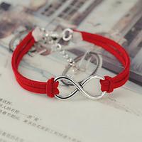 Браслет Бесконечность (Infinity red)