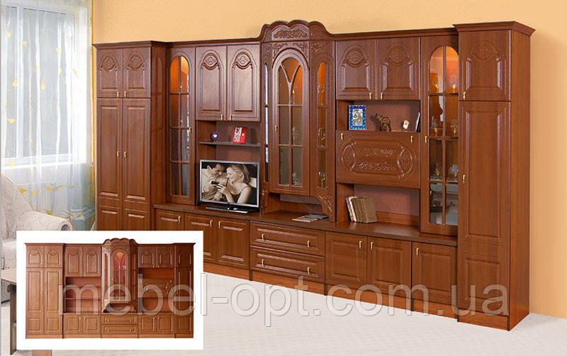 Гостиная Лорд 5,0 комплект мебели в гостиную комнату