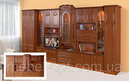 Гостиная Лорд 5,0 комплект мебели в гостиную комнату, фото 2