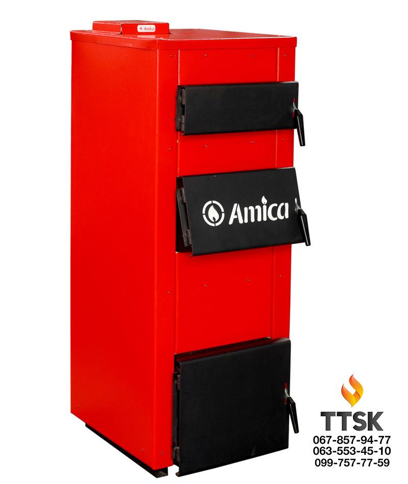 Амика Профи (Amica PROFI) котлы универсальные длительного горения мощностью 120 кВт