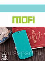 Чехол-книжка MOFI для смартфона Lenovo A516 (Blue)