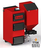 Амика ГРИН ЭКО ( Amica GREEN ECO) бункерные котлы длительного горения с автоматической подачей топлива 17 кВт