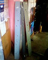 Порог пола внутренний / салона правый Таврия ЗАЗ-1102. Оригинальные внутренние пороги A110206-5101250-01