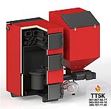 Амика ГРИН ЭКО ( Amica GREEN ECO) бункерные котлы длительного горения с автоматической подачей топлива 120 кВт, фото 2