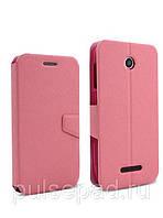 Чехол-книжка MOFI для смартфона Lenovo A760 (Pink)
