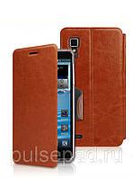 Чехол-книжка MOFI для смартфона Lenovo P780 (Brown)