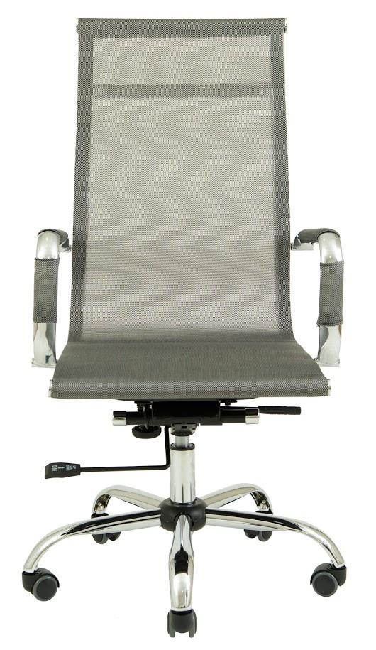 Кресло Slim Net HB сетка серая