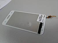 Тачскрин (сенсор) для Samsung G355H Galaxy Core 2 Duos Ревизия 03 (white) Качество