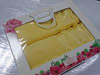 Набор полотенце бамбуковое суперплотное 480 г м
