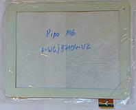 Pipo M6 F-WGJ97104-V2 P1 сенсор тачскрін білий якісний