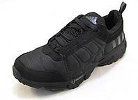 Кроссовки мужские  Adidas Clima Cool  текстиль, черные (адидас клима кул)(р.41,42,43,44)