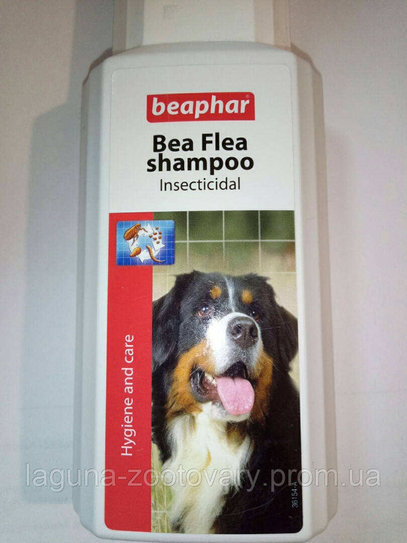 Бифар Шампунь от блох  для собак 200мл