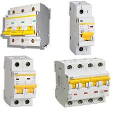Автоматичні вимикачі до 100 A IEK